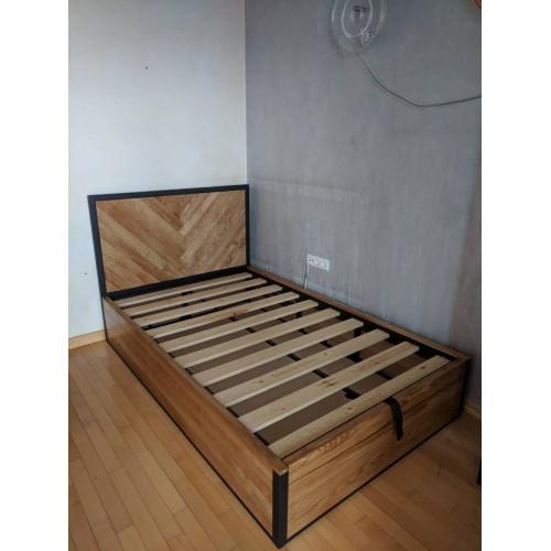 Кровать (каркас металл)